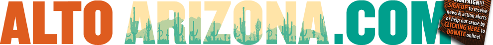 Alto Arizona Header Image