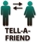 Tell-a-Friend Button