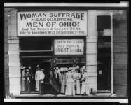 Woman's Suffrage Picture